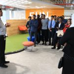 UOBRAK School of Computing had a great learning experience on their Industrial Visit to Emirates NBD and LIV Bank