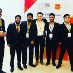 UOB RAK Mechanical Engineering team was selected on 29th November 2018 to receive the Expo 2020 Live Grant