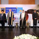 Graduation joy for University of Bolton, Academic Centre