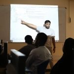 Delighted to have an illuminating Android Programming Workshop by one of our esteemed Alumni Muhammad Rasly(Software Engineer at RAK Police) on 7th December 2018