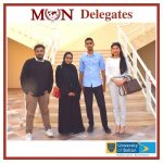 UOBRAK Student delegates for the 12th Annual AUSMUN Model United Nations aus_modelun conference between 21st – 23rd February 2018